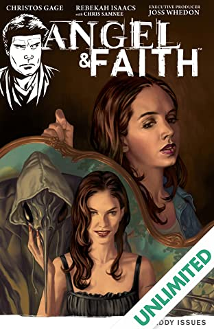 Angel & Faith: Season Nine Vol. 2: Daddy Issues